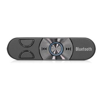 Hawk B680 立體聲藍芽耳機-鐵灰