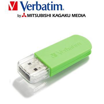 威寶Verbatim Mini 64G(綠)隨身碟