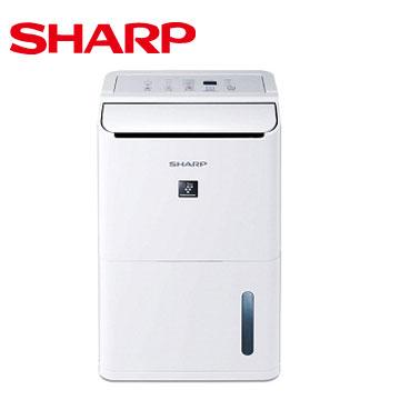 SHARP 8L清淨除濕機(DW-D8HT-W)