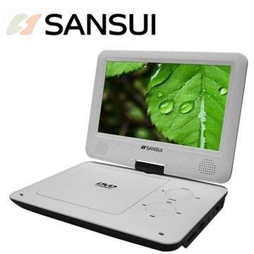 SANSUI Hi-HD數位電視行動影音  JPD18