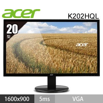 ACER K202HQL 20型 TN