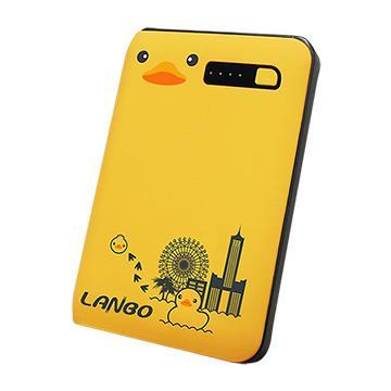 LANBO黃色小鴨12000mAh行動電源-TW版