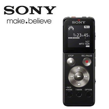 SONY 數位錄音筆4G(黑)