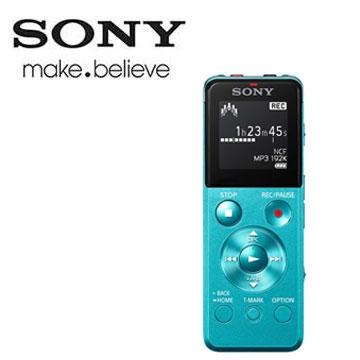 SONY 數位錄音筆4G(藍)