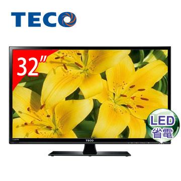[福利品] 東元32型LED液晶顯示器 TL3205TRE