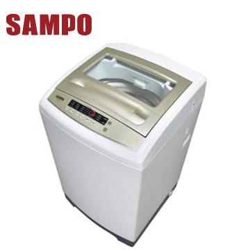 聲寶 7.5公斤Fuzzy單槽洗衣機