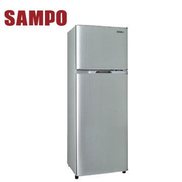 聲寶 250公升1級雙門冰箱