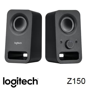 羅技 音箱 Z150-黑