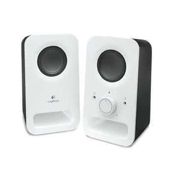 羅技 音箱 Z150-白(980-000869)