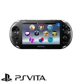 PS VITA-2007型主機(黑色)