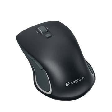 羅技 無線滑鼠 M560-黑(910-003885)