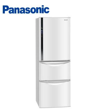 Panasonic 385公升ECO NAVI三門變頻冰箱