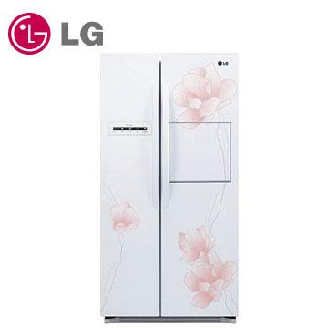 LG 800公升門中門變頻對開冰箱