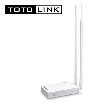 TOTO-LINK 極速廣域無線寬頻分享器