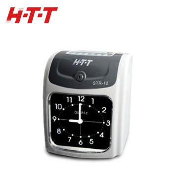 HTT 微電腦打卡鐘 STR-12