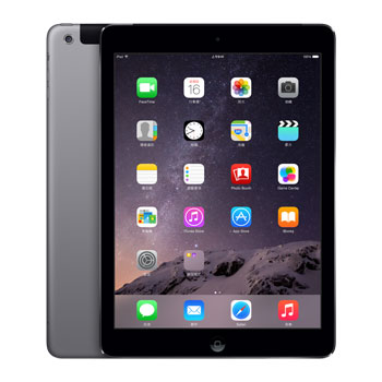 iPad Air Wi-Fi+Cellular 16GB SPACE GRAY