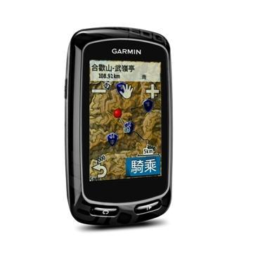 Garmin Edge 810GPS自行車記錄器
