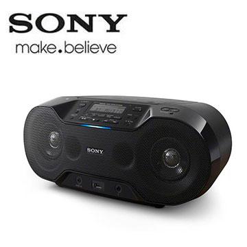 [福利品] SONY NFC/藍牙手提CD音響 ZS-RS70BT