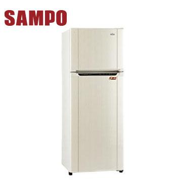 聲寶 455公升1級變頻雙門冰箱