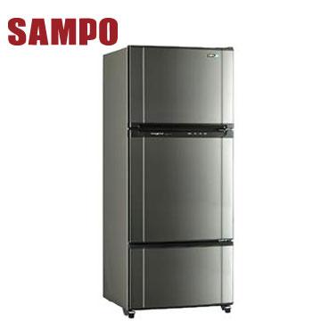 聲寶 580公升1級變頻三門冰箱