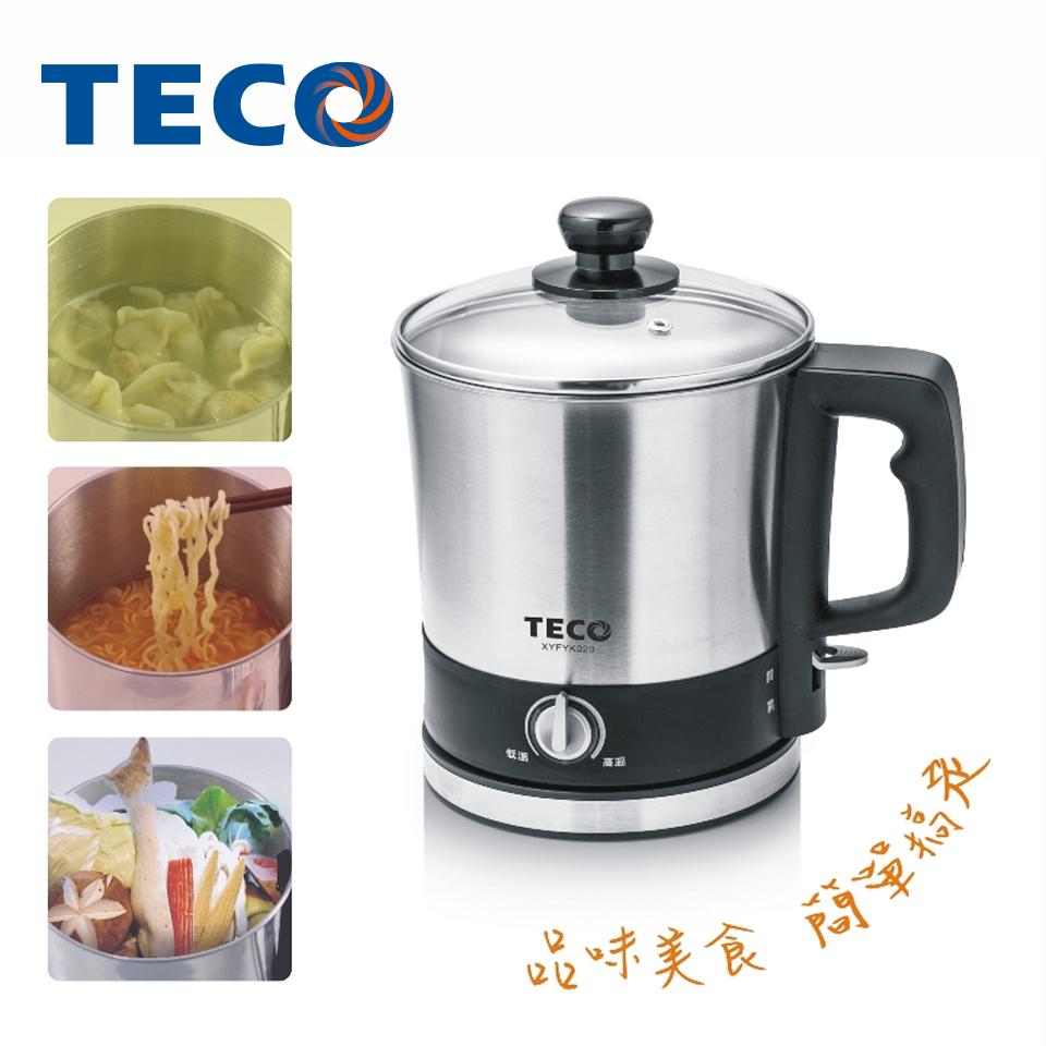 東元多功能美食鍋