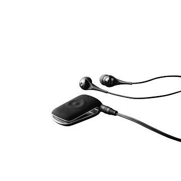 Jabra Clipper立體音藍牙耳機-黑色