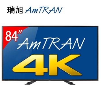 AmTRAN 84型4K2K LED液晶顯示器