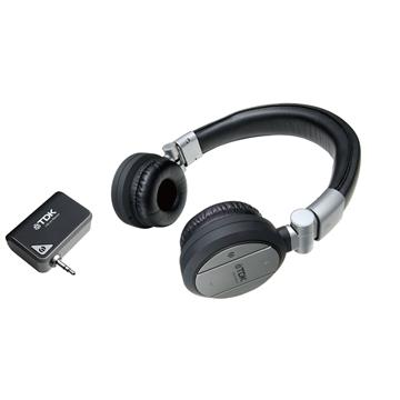 TDK WR700無線耳罩式高音質抗噪耳機