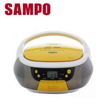 SAMPO 手提CD音響  AK-W1309L