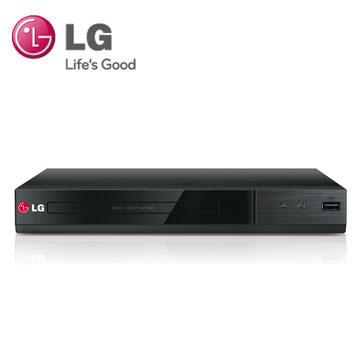 [福利品] LG DVD播放機  DP132
