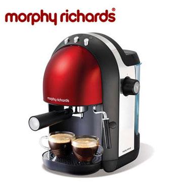 morphy richards 1.25L義式濃縮咖啡機(紅)