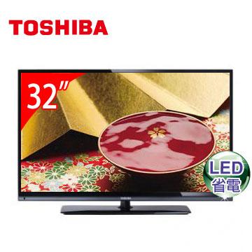 TOSHIBA 32型LED液晶顯示器  32P2430VS