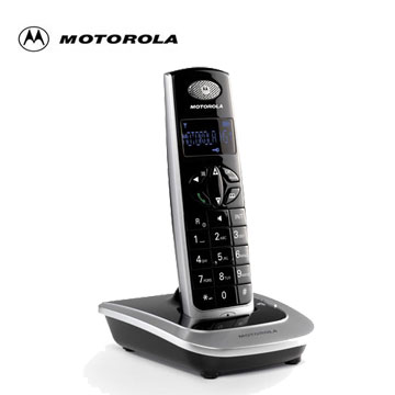 MOTOROLA 數位無線電話  D501