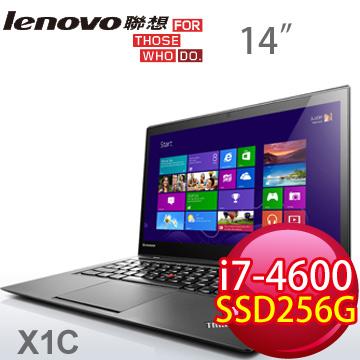 LENOVO ThinkPad  四代i7 雙核筆電