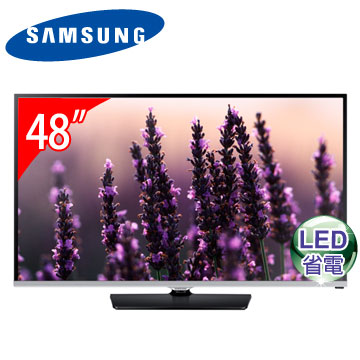 SAMSUNG 48型LED液晶電視 UA48H5100AWXZW