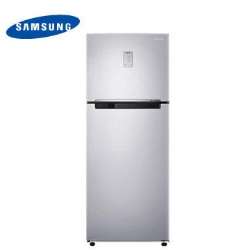 【節能補助】SAMSUNG 442公升1級極簡雙門冰箱