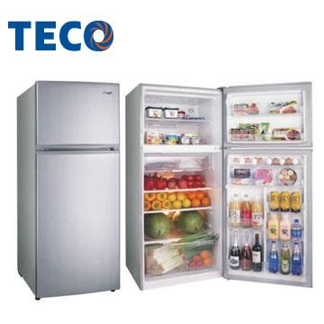 東元 480公升1級變頻雙門冰箱