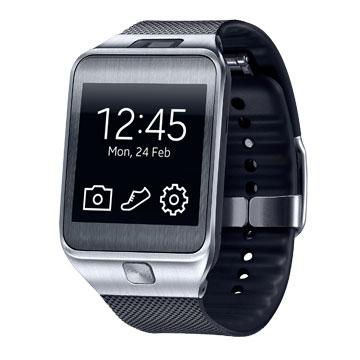 SAMSUNG Gear 2 智慧手錶-酷炫銀