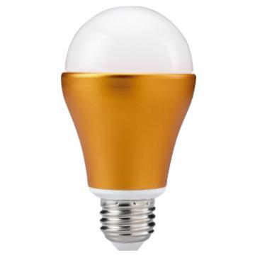 【麗酷獅】RICS 7.5W LED節能燈泡-暖黃光