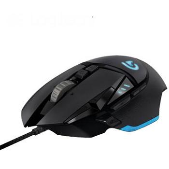 羅技 自調控遊戲滑鼠 G502
