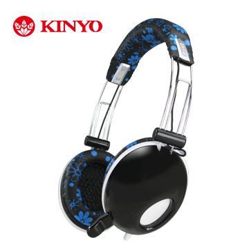 kinyo 头戴式立体声耳机麦克风