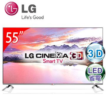 LG 55型3D LED智慧型連網電視 55LB6700