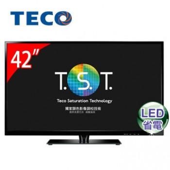 東元42型LED液晶顯示器 TL4248TRE