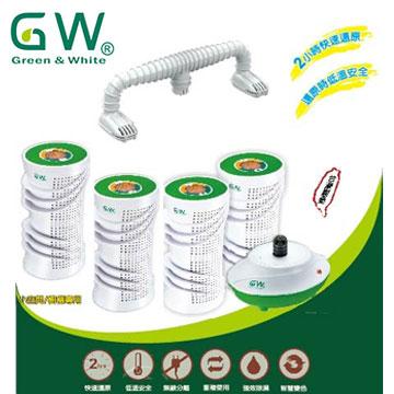GW水玻璃分離式無線除濕機6入組