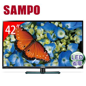 聲寶42吋LED液晶顯示器 EM-42MA15D