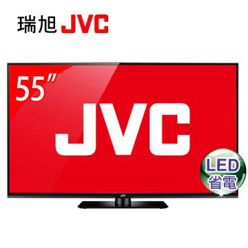 JVC 55型LED液晶顯示器  J55D