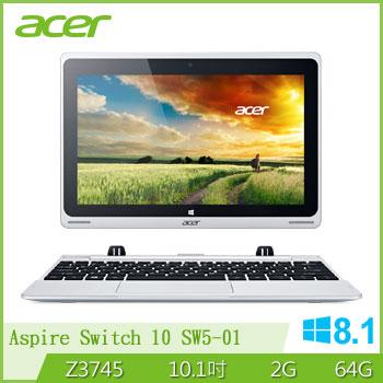 ACER 四核心變形平板筆電