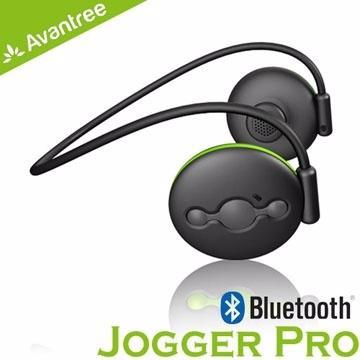Avantree Jogger Pro防潑水運動藍芽耳機-黑