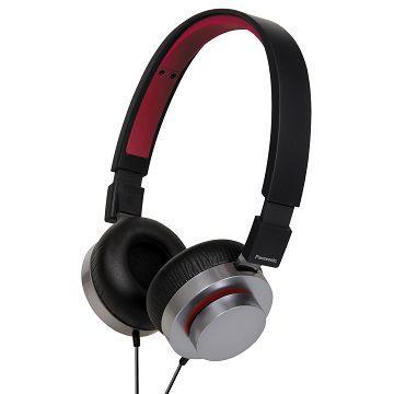 Panasonic RP-HXD5W潮流耳罩式耳機-黑