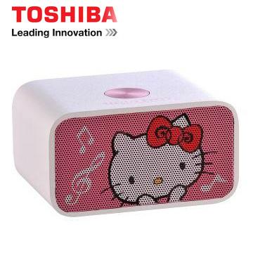 TOSHIBA Hello Kitty NFC/藍牙揚聲器 TY-WSP53KTTW